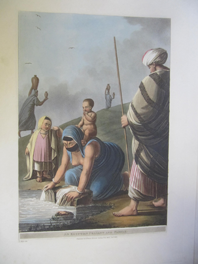 Antique Print-jericho-israel-fenn-cousen-1874 Art Prints
